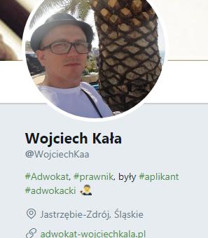 Twitter Prawniczy- codzienne informacje prawne