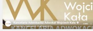 Strona Kancelarii Adwokackiej w Jastrzębiu-Zdroju na +google.