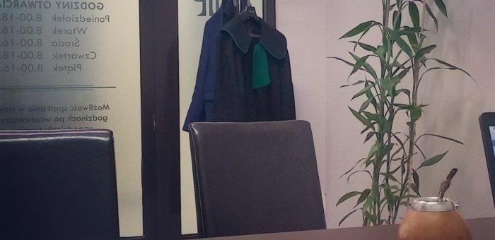 Aktualizacja – funkcjonowanie kancelarii w czasie epidemii.